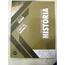 Historia - Caderno Do Aluno - Ensino Fundamental -
