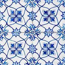 Adesivos Imitando Azulejos Decorativos 12 Unids. 15 X 15 Cm