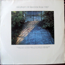 Lp Vinil - Windham Hill Records Brasil - 1987