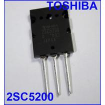 50x Par De Transistor 2sc5200 / 2sa1943 * Mica Gratis !!