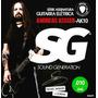 Encordoamento 010 Sg Andreas Kisser Para Guitarra 6670