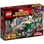 Lego 76015 Spider-man: O Caminhão De Assalto De Doc Octopus