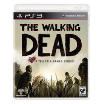 Jogo The Walking Dead Completo Original E Lacrado Para Ps3