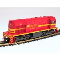 Frateschi-ho-locomotiva U5b Rffsa-trem Eletrico-lacrado