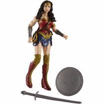 Mulher Maravilha Wonder Woman Batman Vs Superman Mattel 15cm