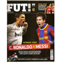Revista Fut! C.ronaldo X Messi - Ultimate - Fight