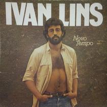 Lp Vinil - Ivan Lins - Novo Tempo