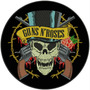 Bordado Termocolante Banda Rock Guns N' Roses Gr Patch Ban30