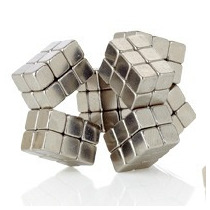 Buckycube Mega Neocube Cubo Magnético Neodímio 216 Peças 5mm