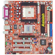 Foxconn( Winfast) On-board 760m02-gx-6ls P/ Soquete 754