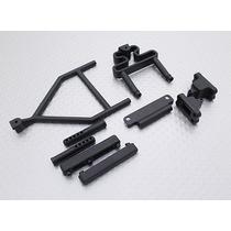 1/16 Short Course Truck - Battery Support/bumper Bracket F/r