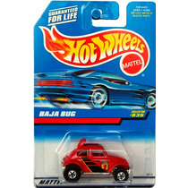 Hot Wheels Vw Baja Bug - 835 De 1998 (lacrado)