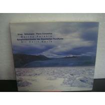 Grieg Schumann - Piano Concertos / Perahia - Cd Nacional
