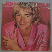 Lp Rod Stewart - Greatest Hits - Wb - 1988
