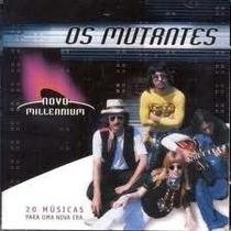 Cd Os Mutantes - Série Novo Millennium