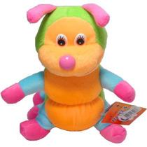 Centopéia Pequena Bicho Pelucia Nova Decoraçao Brinquedo