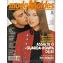 Moda Moldes 1995 Luana Piovani Marcelo Faria Cláudia Liz