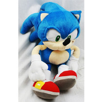 Plush Backpack Sonic The Hedgehog De ¿¿sonic 18 Sh9267-2