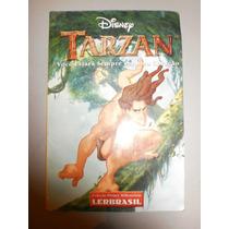 Livro Tarzan - Disney - Coleção Disney Millennium Ler Brasil