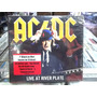 Ac Dc Live At River Plate Cd Duplo Original Novo Lacrado
