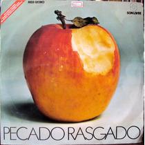 Lp Vinil - Pecado Rasgado - Internacional - 1978