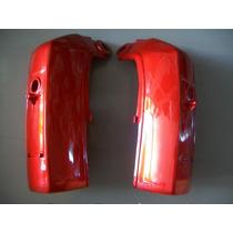 Honda Dream Capa Do Garfo Vermelho Metalico
