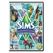 Jogo Pacote De Expansão The Sims 3 Gerações Para Pc E Mac