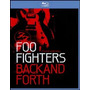 Blu-ray - Foo Fighters - Back And Forth - Lacrado !!