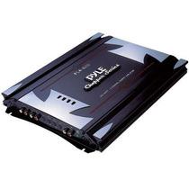 Pyle Pla4200 4 Channel 2000 Watt Bridgeable Mosfet Amplifier