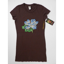 Camiseta Feminina Don Ed Hardy By Christian Audigier - Tam M