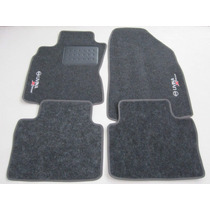Tapete Carpete Personalizado Nissan Livina