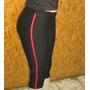 Calça Em Cotton 8 P/ Ginastica Fitness Aerobica Academia.