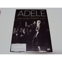 Adele Live At The Royal Albert Hall (lacrado)(us) Dvd+cd Imp