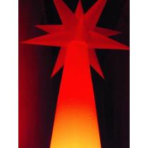 Sputnik Torre Star 1.60mt, Natal,dj,ano Novo,arvore