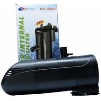 Filtro Interno Para Aquários Resun Cruiser Cs2000 - Cs-2000