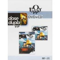 Dvd + Cd O Rappa - Dose Dupla Vip: Acústico Mtv