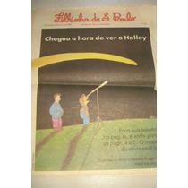 Folhinha De São Paulo- Edição 1175- 9 De Março De 1986