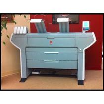 Plotter Oce Color Wave Color 600 Mod 2010