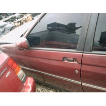 Vidro Dianteiro Esquerdo Do Alfa Romeo 164 95 24v V6 3.0