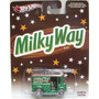 Hot Wheels Milkyway Bread Box X8358 Mattel