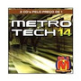 Cds- Metro Tech 14- 2 Disco- 98.5 Fm- Metropolitana-