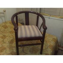 Cadeira Decorativa Marinho Moveis Anos 90 Bom Estado