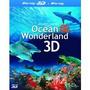 Blu-ray 3d Ocean Wonderland 3d - Legendas Português -lacrado