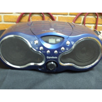 Radio/cdplayer Portatil Bx-400 Boombox Gradiente