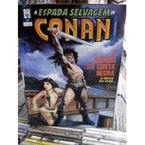 A Espada Selvagem De Conan Nº 41 Reedição Médio Estado