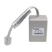 Kit Micro Filtros Duplo,simples D-link Pra Linha Do Telefone