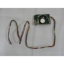 Placa Sensor Cr Tecla Power Ebz60683901 Lg 42lf20fr 32lf20fr