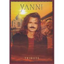 Dvd Yanni: Tribute [eua] Novo Lacrado