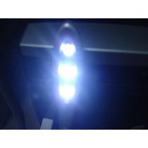 Luminária C/ Entrada Usb - 3 Leds
