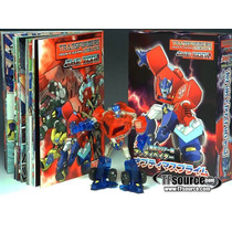 Optimus Prime - Transformes Animated - Takara